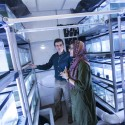 Environmentally Controlled Fish Lab